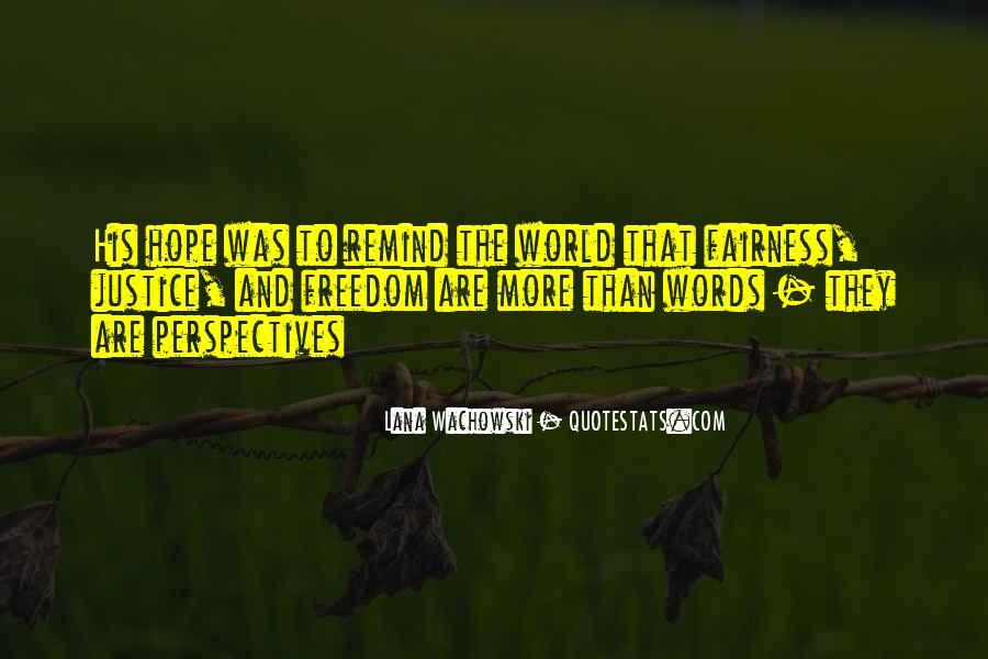 Lana Wachowski Quotes #742346