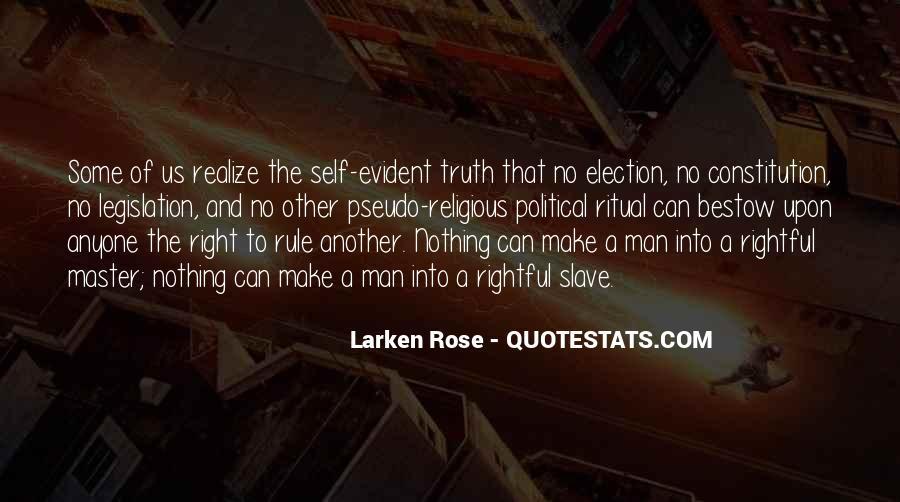 Larken Rose Quotes #341791