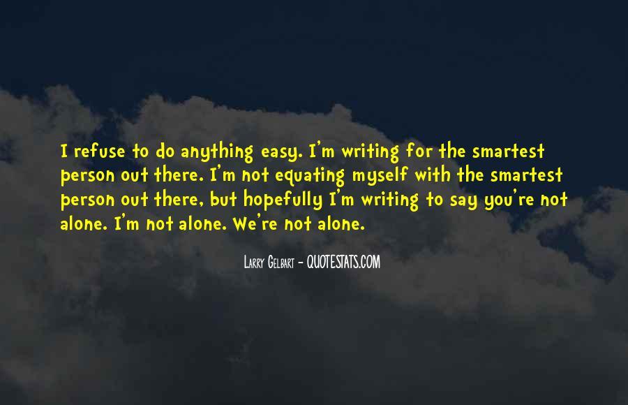 Larry Gelbart Quotes #134840