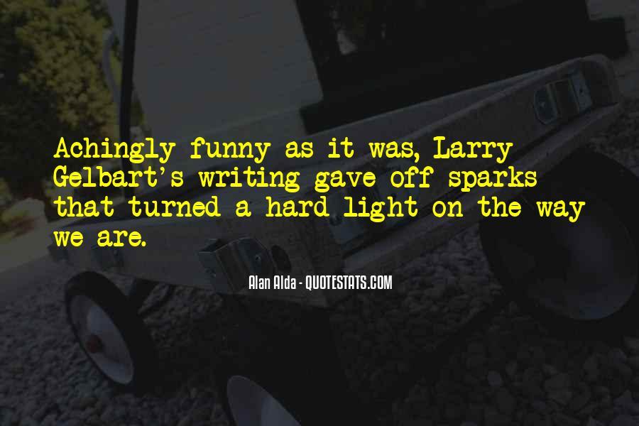 Larry Gelbart Quotes #1398882