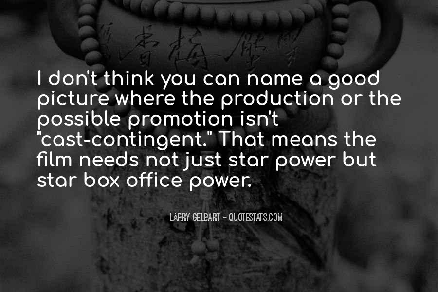 Larry Gelbart Quotes #1449429
