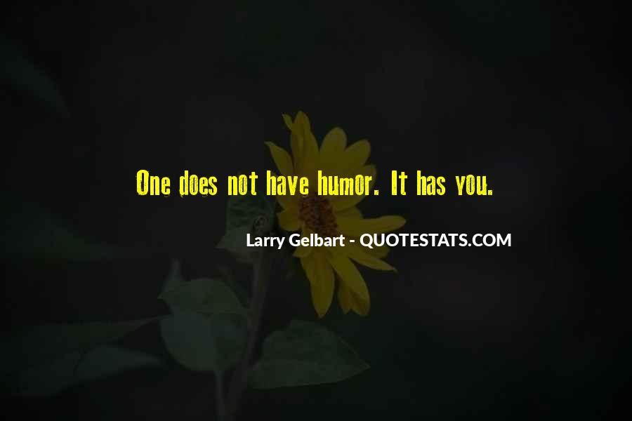 Larry Gelbart Quotes #217592