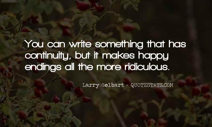 Larry Gelbart Quotes #61153