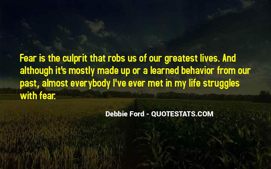 Quotes About Life And Struggles #486462