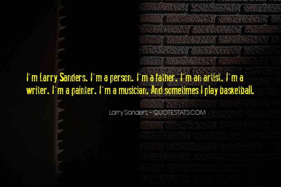 Larry Sanders Quotes #587883