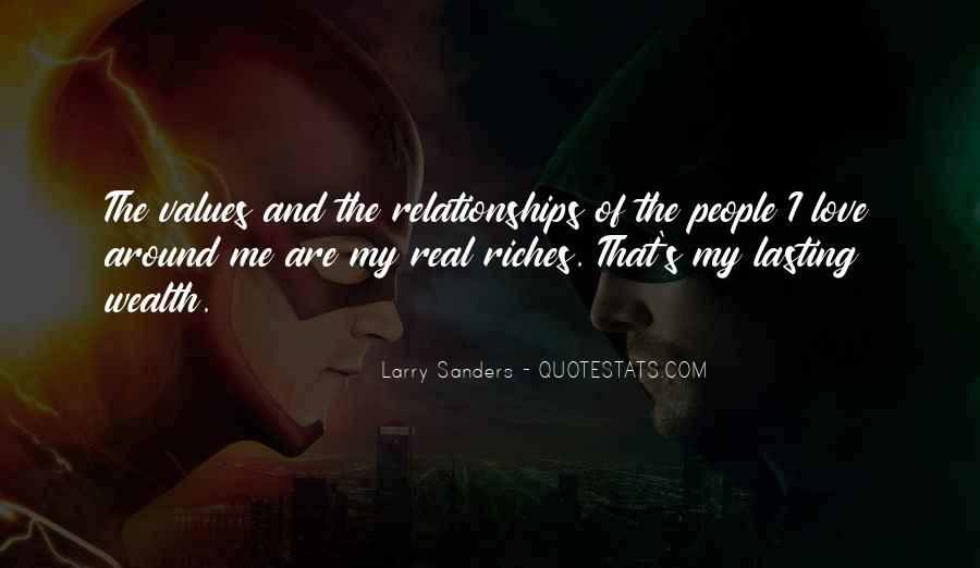 Larry Sanders Quotes #933492