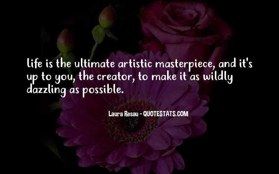 Laura Resau Quotes #80980