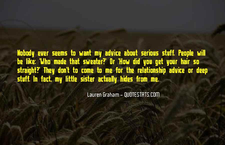 Lauren Graham Quotes #1097089