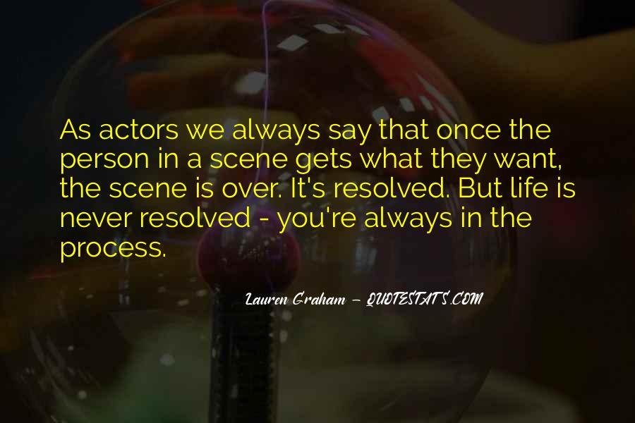 Lauren Graham Quotes #1105097