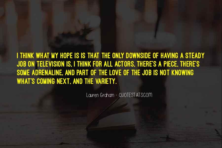Lauren Graham Quotes #1231205