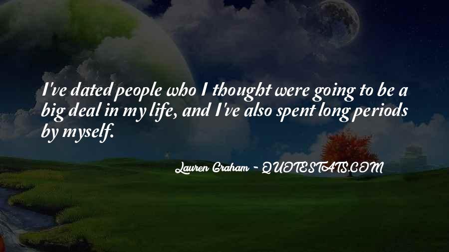 Lauren Graham Quotes #1453984