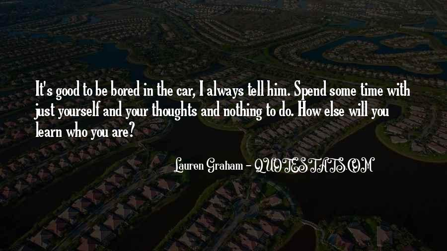 Lauren Graham Quotes #1633428