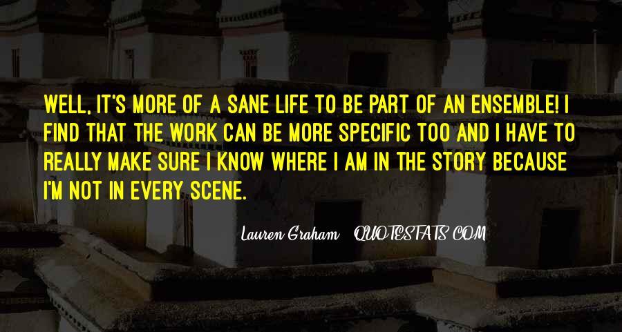 Lauren Graham Quotes #314269