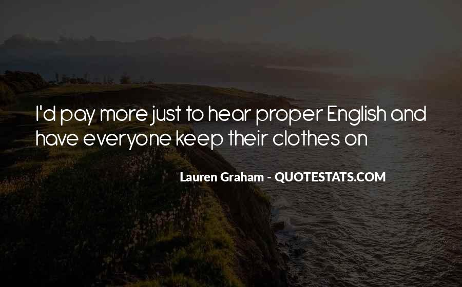 Lauren Graham Quotes #406276