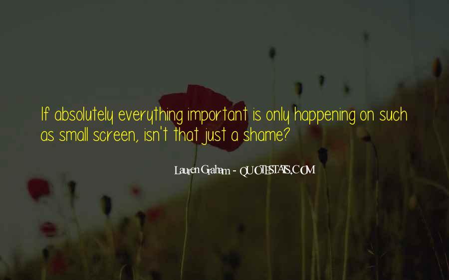 Lauren Graham Quotes #463275