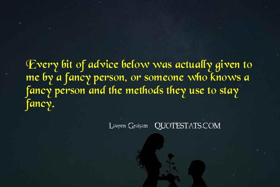 Lauren Graham Quotes #496805