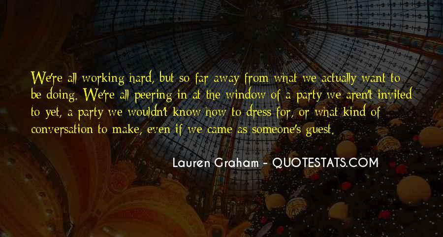 Lauren Graham Quotes #811551