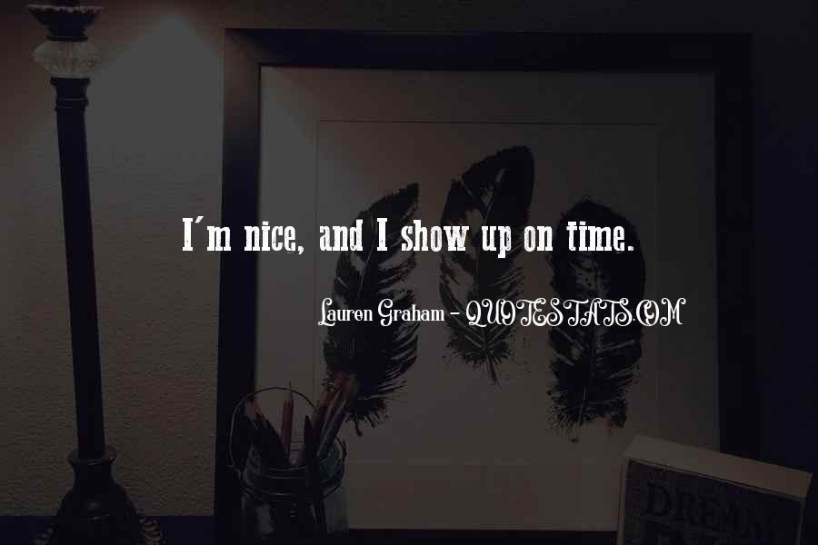 Lauren Graham Quotes #994052