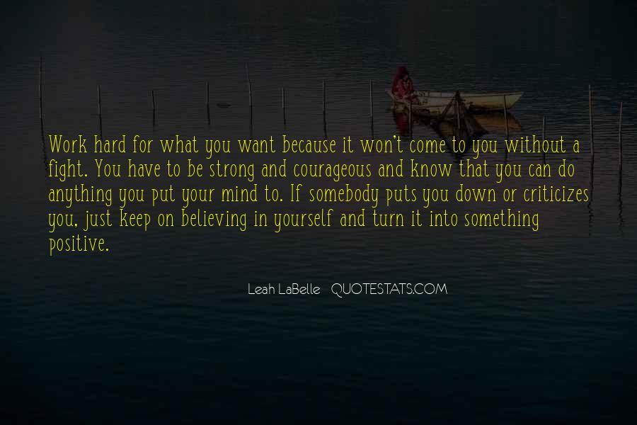 Leah Labelle Quotes #1004184