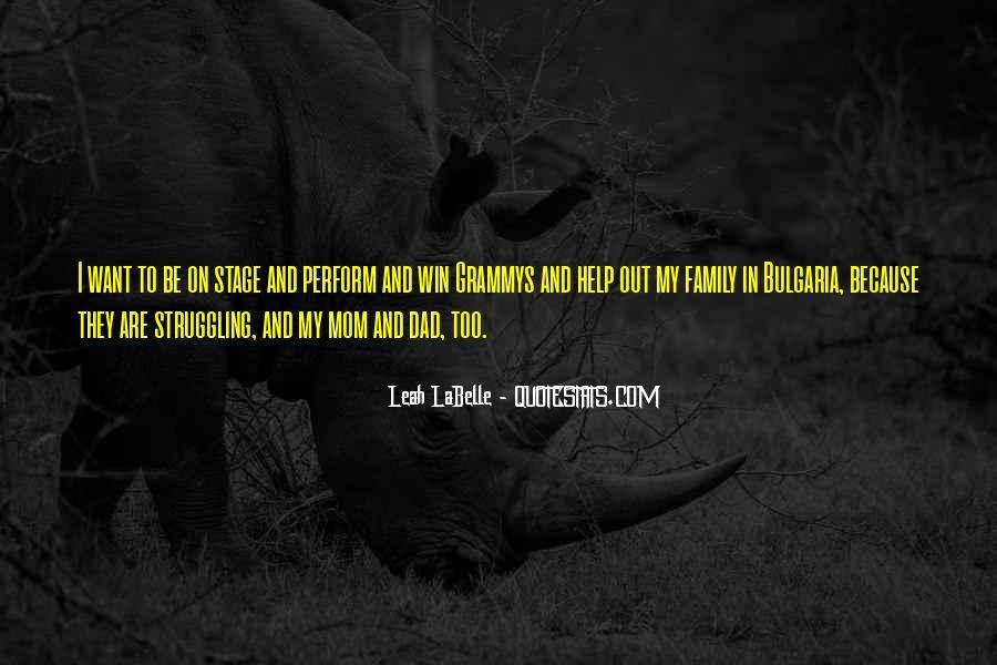 Leah Labelle Quotes #1079530