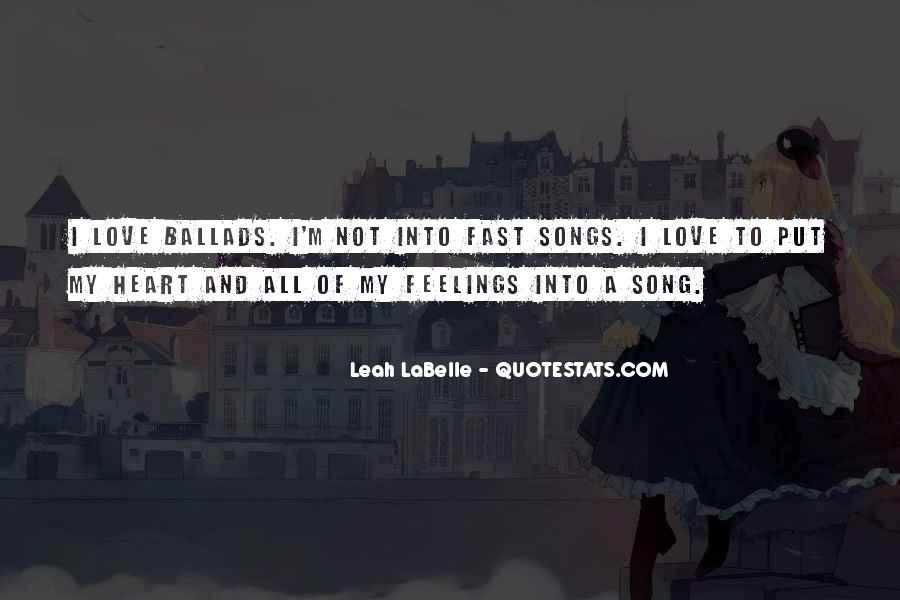 Leah Labelle Quotes #1782359