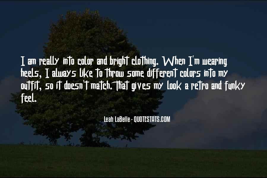 Leah Labelle Quotes #793253