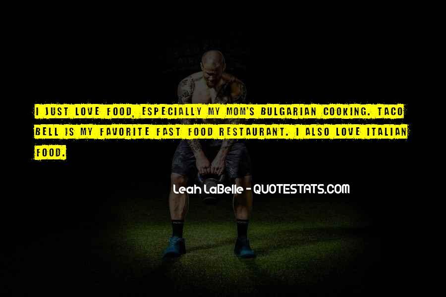 Leah Labelle Quotes #891900