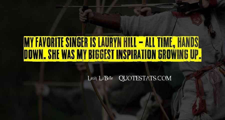 Leah Labelle Quotes #917350