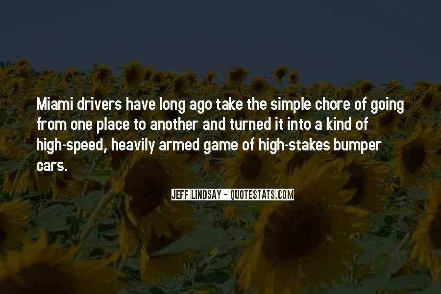 Quotes About Speed Cars #96760