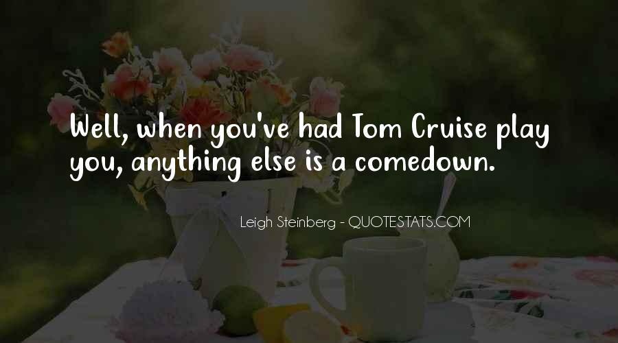 Leigh Steinberg Quotes #343265