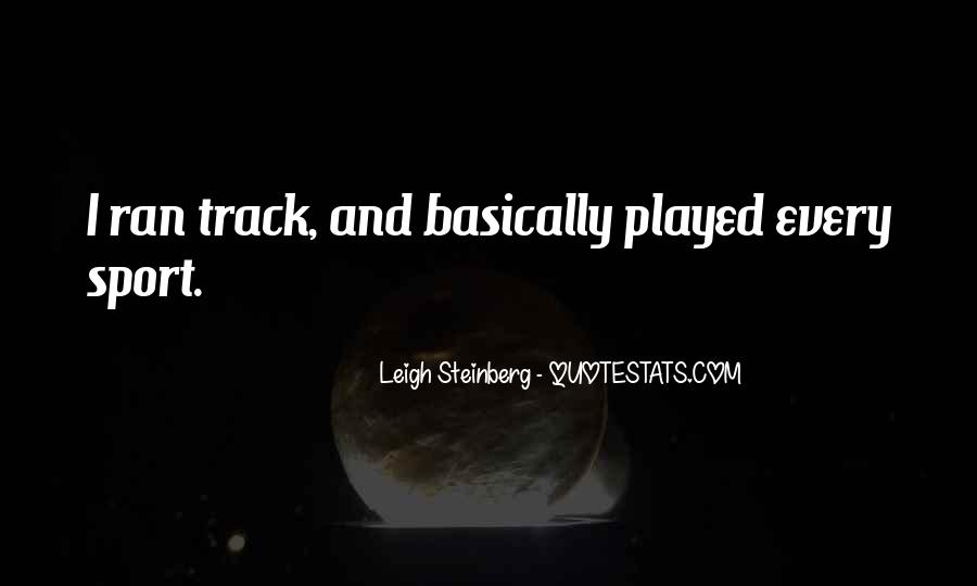 Leigh Steinberg Quotes #344671