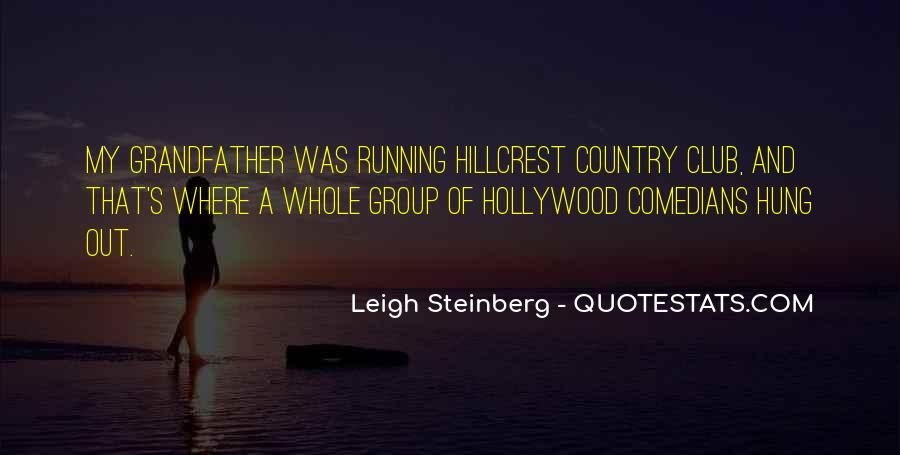 Leigh Steinberg Quotes #737808