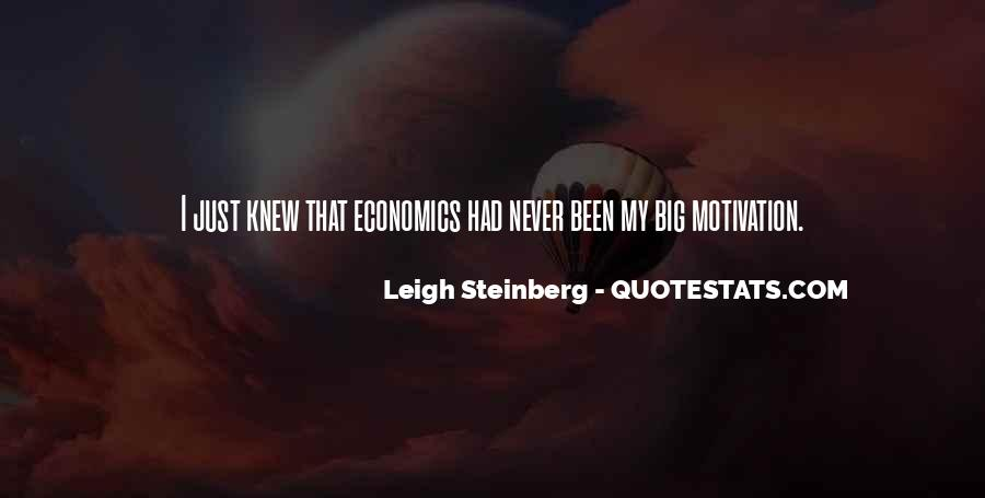 Leigh Steinberg Quotes #914409