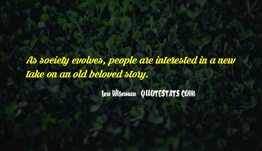 Len Wiseman Quotes #300992