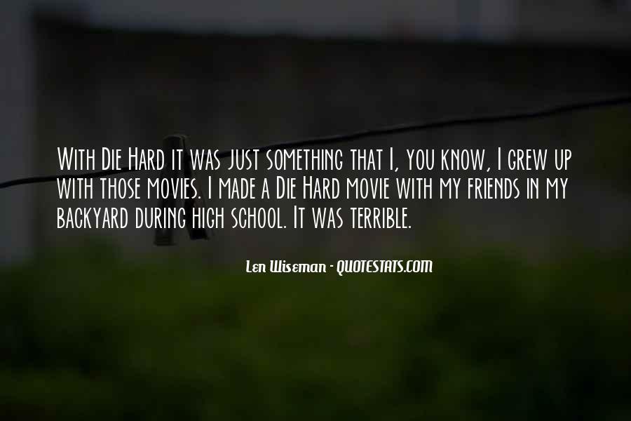 Len Wiseman Quotes #832081