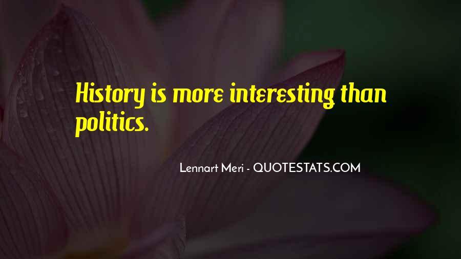Lennart Meri Quotes #1443379