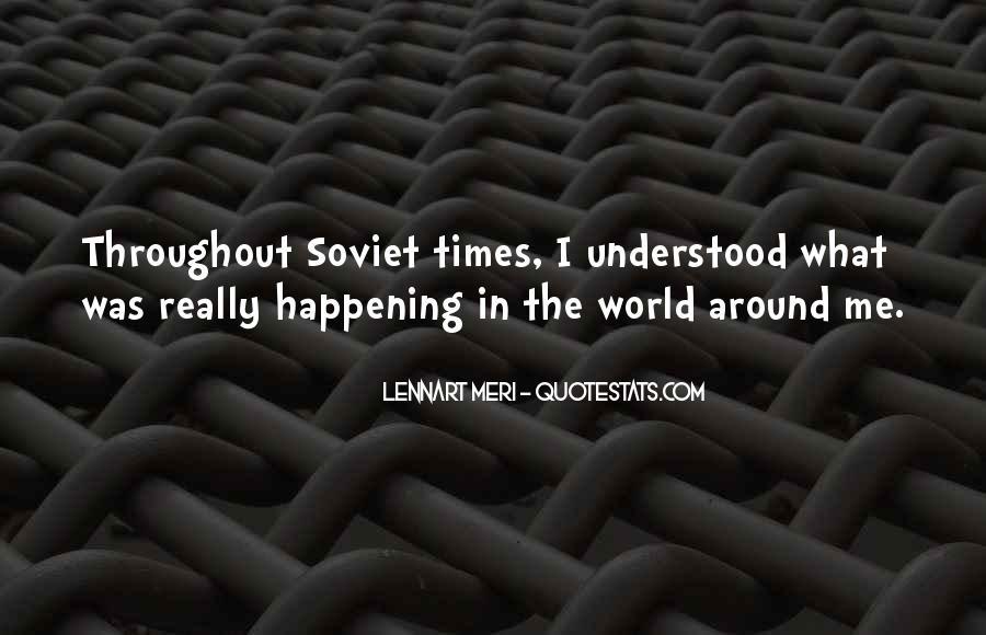 Lennart Meri Quotes #562624