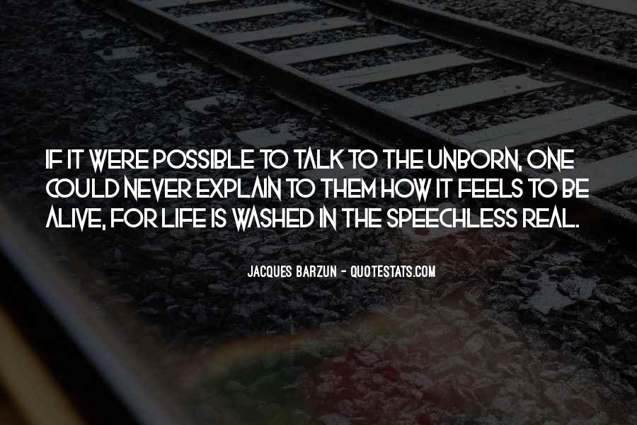 Quotes About Speechless Life #349353