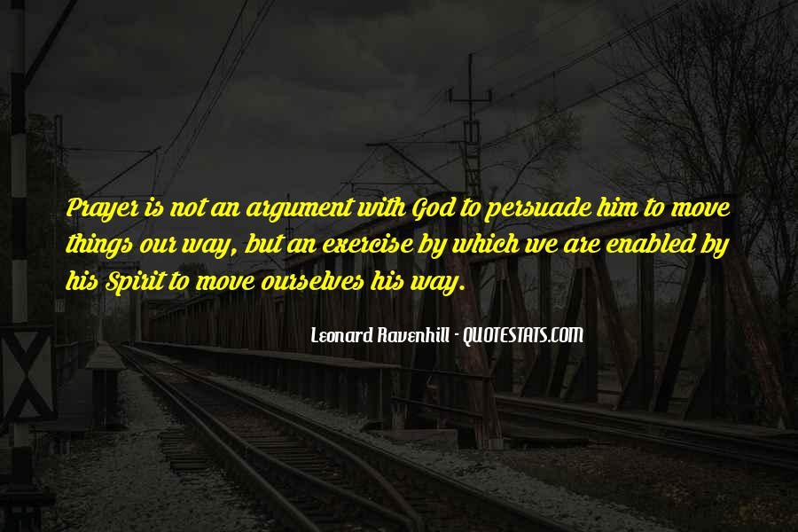 Leonard Ravenhill Quotes #217324