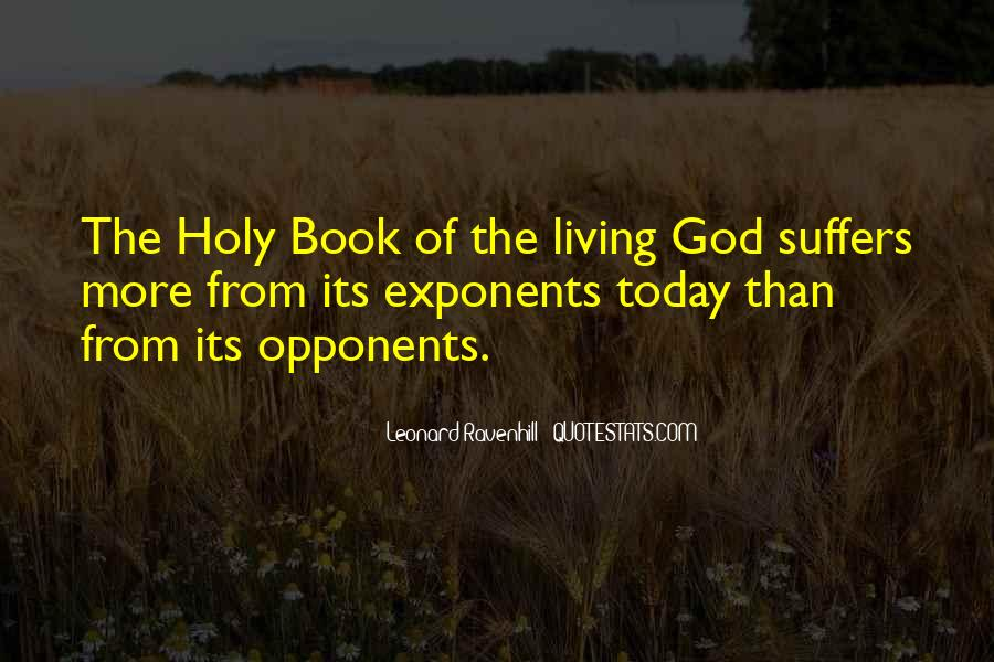 Leonard Ravenhill Quotes #219220