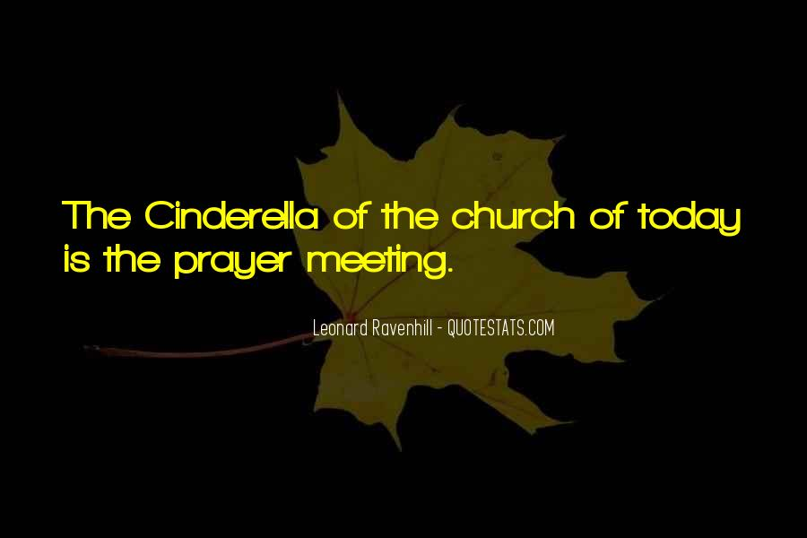 Leonard Ravenhill Quotes #228044