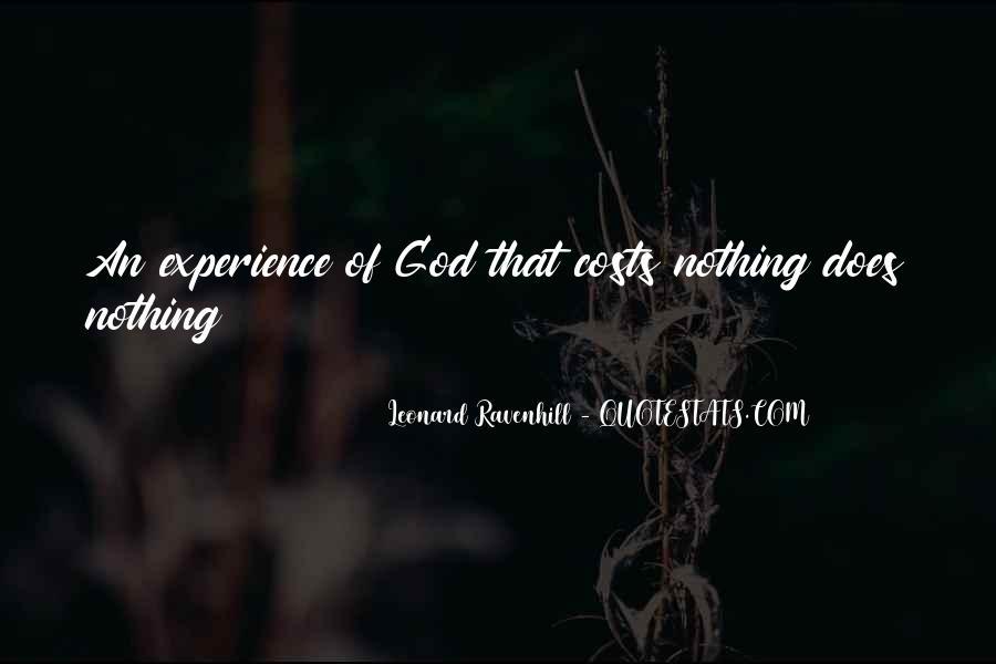 Leonard Ravenhill Quotes #244731