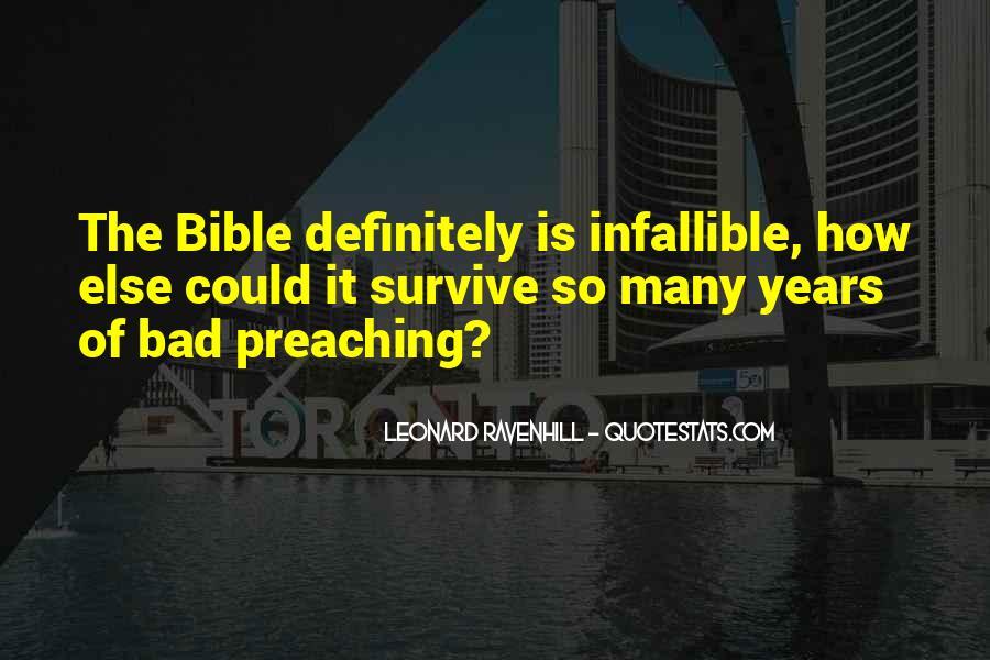 Leonard Ravenhill Quotes #260218