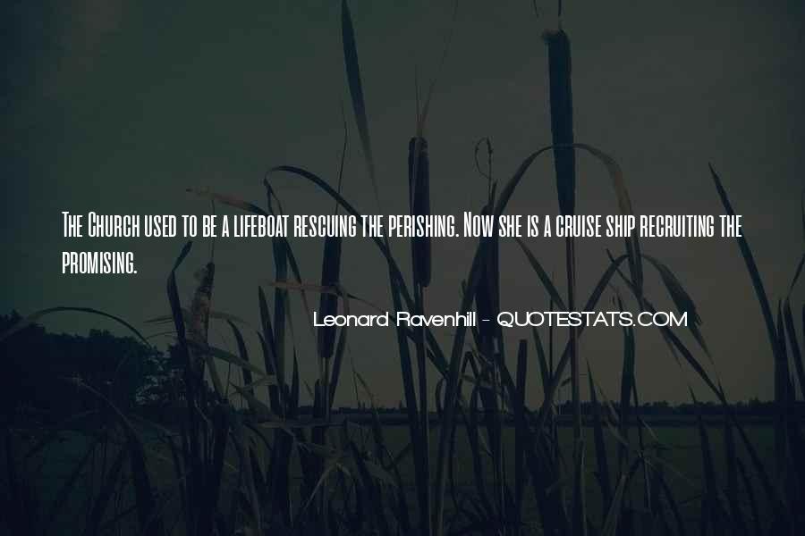 Leonard Ravenhill Quotes #278725