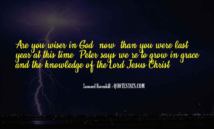 Leonard Ravenhill Quotes #300176