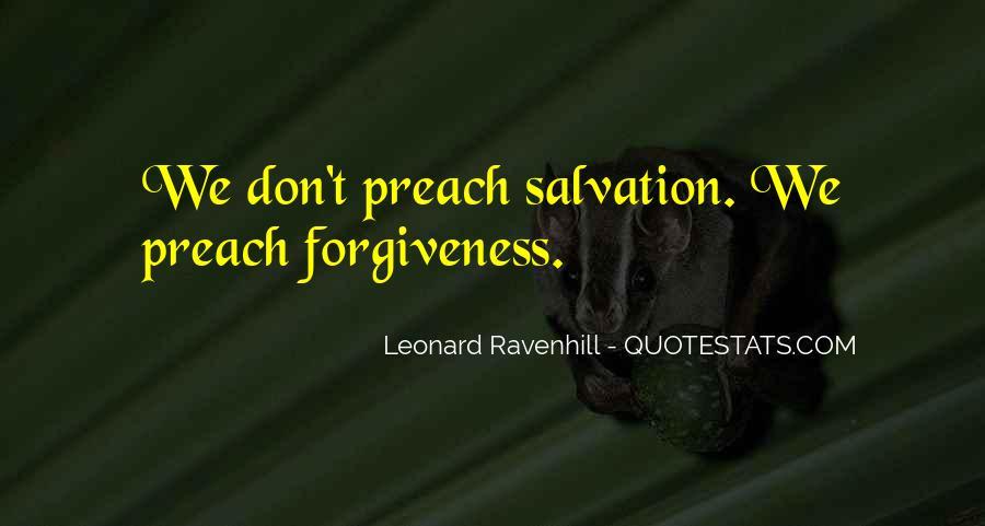 Leonard Ravenhill Quotes #319138
