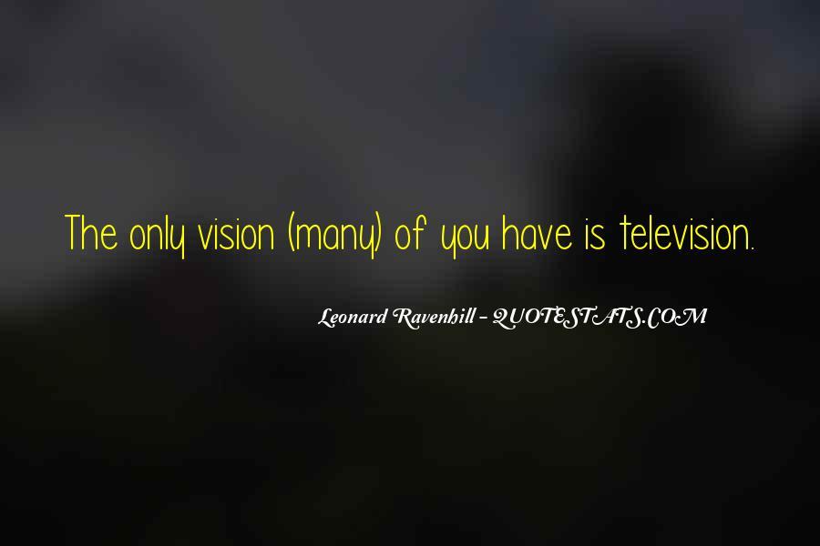 Leonard Ravenhill Quotes #357432
