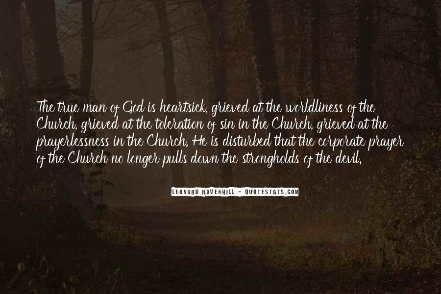 Leonard Ravenhill Quotes #455559