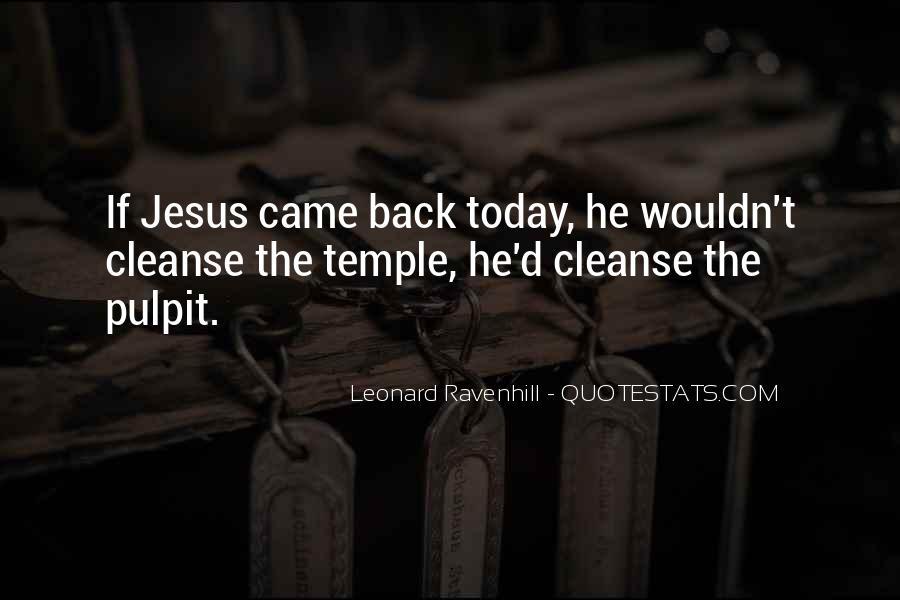 Leonard Ravenhill Quotes #478447