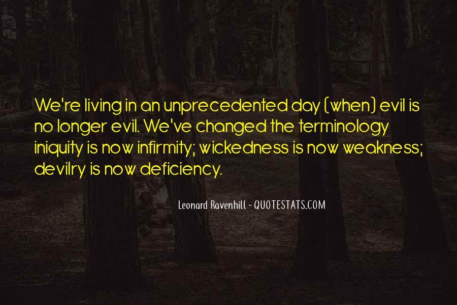 Leonard Ravenhill Quotes #517872
